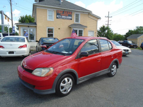 2000 Toyota ECHO for sale at Top Gear Motors in Winchester VA