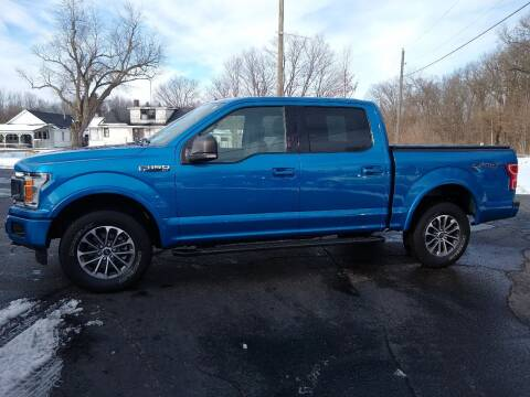 2019 Ford F-150 for sale at Depue Auto Sales Inc in Paw Paw MI