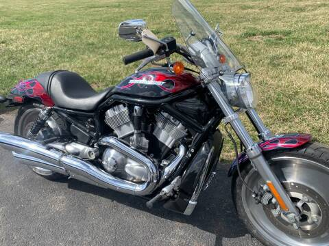 2004 Harley-Davidson V-Rod for sale at INTEGRITY CYCLES LLC in Columbus OH