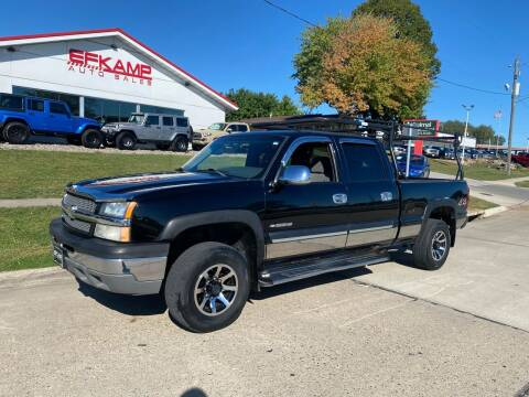 2003 Chevrolet Silverado 1500HD for sale at Efkamp Auto Sales LLC in Des Moines IA