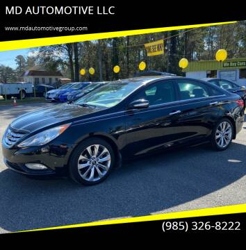 2012 Hyundai Sonata for sale at MD AUTOMOTIVE LLC in Slidell LA