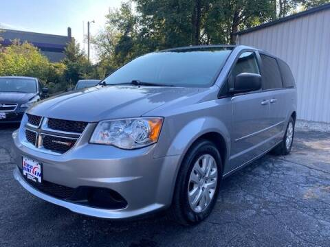 2016 Dodge Grand Caravan for sale at 1NCE DRIVEN in Easton PA