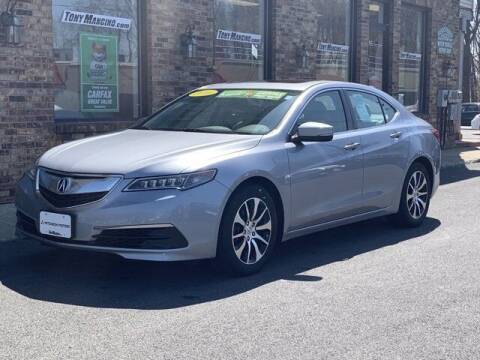 2016 Acura TLX for sale at The King of Credit in Clifton Park NY
