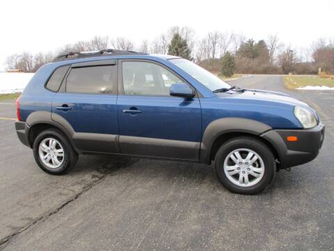 2006 Hyundai Tucson for sale at Crossroads Used Cars Inc. in Tremont IL