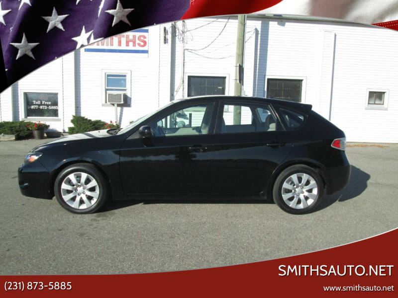 2011 Subaru Impreza for sale at SmithsAuto.net in Hart MI