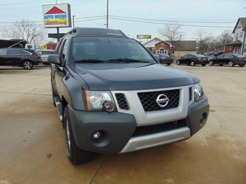 2013 Nissan Xterra for sale at Auto House Superstore in Terre Haute IN