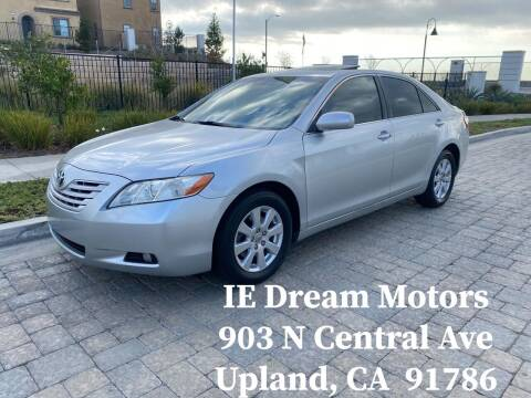 2007 Toyota Camry for sale at IE Dream Motors-Upland in Upland CA