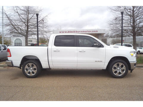2021 RAM Ram Pickup 1500 for sale at BLACKBURN MOTOR CO in Vicksburg MS