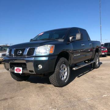 2007 Nissan Titan for sale at UNITED AUTO INC in South Sioux City NE