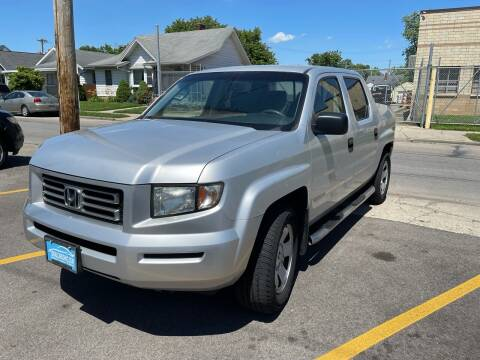2006 Honda Ridgeline for sale at Ideal Cars in Hamilton OH