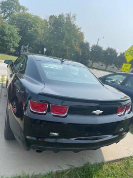 2010 Chevrolet Camaro for sale at Rodeo Auto Sales Inc in Winston Salem NC