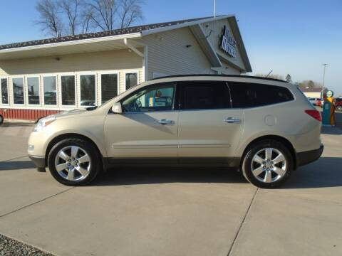 2010 Chevrolet Traverse for sale at Milaca Motors in Milaca MN