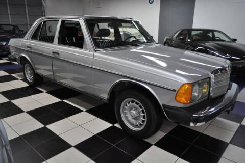 1982 Mercedes-Benz 300-Class for sale at Podium Auto Sales Inc in Pompano Beach FL
