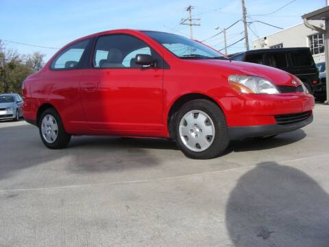 2001 Toyota ECHO for sale at EURO MOTORS AUTO DEALER INC in Champaign IL