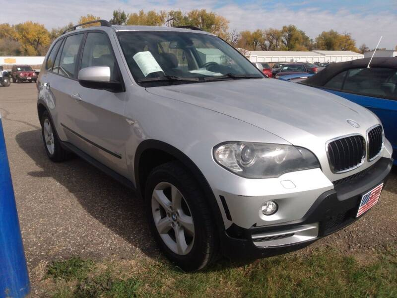 2008 BMW X5 for sale at L & J Motors in Mandan ND