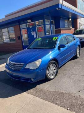 2007 Chrysler Sebring for sale at Square Business Automotive in Milwaukee WI