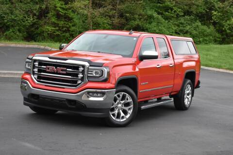 2016 GMC Sierra 1500 for sale at Alpha Motors in Knoxville TN