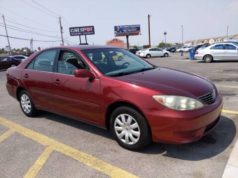 2005 Toyota Camry for sale at Car Spot in Las Vegas NV