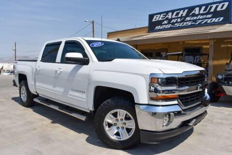 2018 Chevrolet Silverado 1500 for sale at Beach Auto and RV Sales in Lake Havasu City AZ