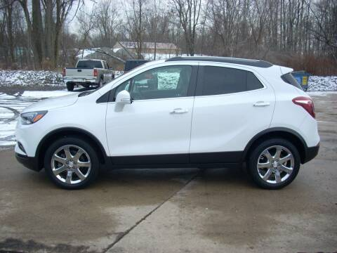 2017 Buick Encore for sale at H&L MOTORS, LLC in Warsaw IN