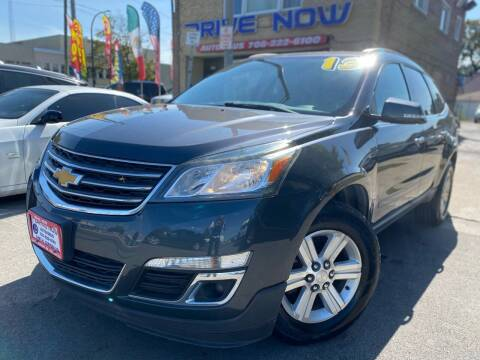 2013 Chevrolet Traverse for sale at Drive Now Autohaus in Cicero IL