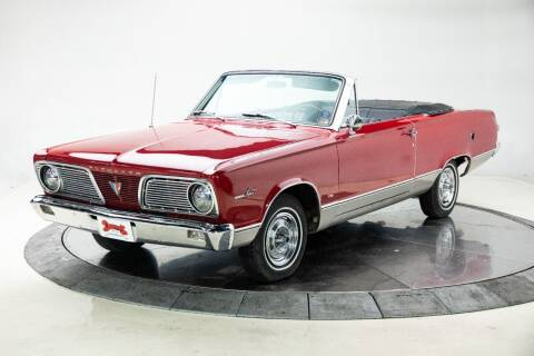 1966 Plymouth Valiant for sale at Duffy's Classic Cars in Cedar Rapids IA