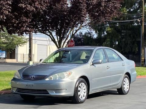 2005 Toyota Camry for sale at AutoAffari LLC in Sacramento CA
