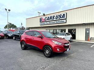 2014 Hyundai Tucson for sale at Cars USA in Virginia Beach VA