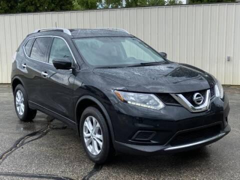 2016 Nissan Rogue for sale at Miller Auto Sales in Saint Louis MI