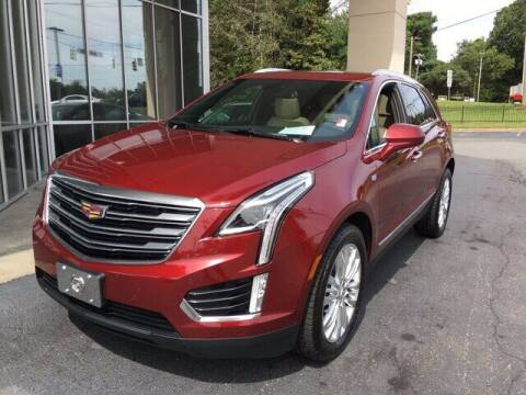 2017 Cadillac XT5 for sale at Credit Union Auto Buying Service in Winston Salem NC