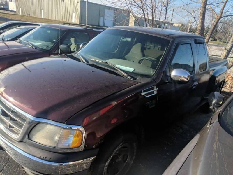 2000 Ford F-150 for sale at Kash Kars in Fort Wayne IN