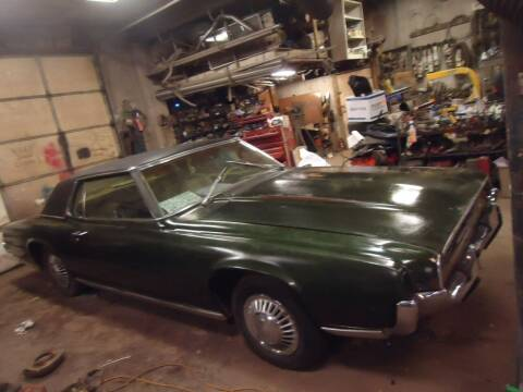 1967 Ford Thunderbird for sale at Marshall Motors Classics in Jackson Michigan MI