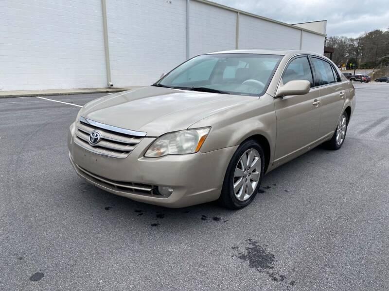 2007 Toyota Avalon for sale at Allrich Auto in Atlanta GA