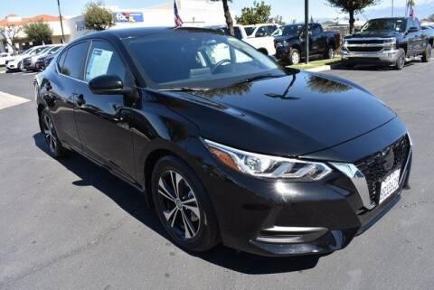 2020 Nissan Sentra for sale at DIAMOND VALLEY HONDA in Hemet CA