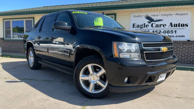2012 Chevrolet Avalanche for sale at Eagle Care Autos in Mcpherson KS