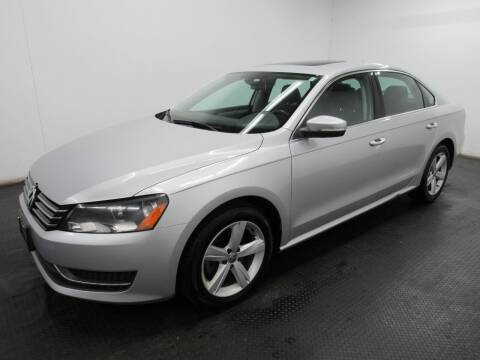 2013 Volkswagen Passat for sale at Automotive Connection in Fairfield OH