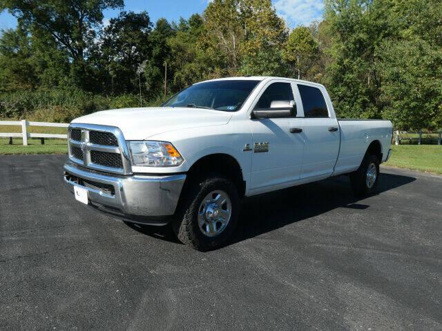 2016 RAM Ram Pickup 2500 for sale at Woodcrest Motors in Stevens PA