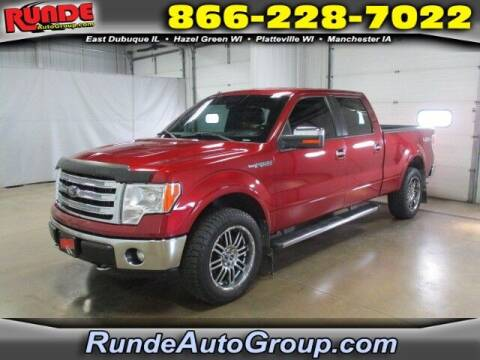 2014 Ford F-150 for sale at Runde PreDriven in Hazel Green WI