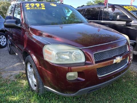 2007 Chevrolet Uplander for sale at AFFORDABLE AUTO SALES OF STUART in Stuart FL