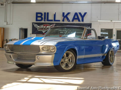 1968 Ford Mustang for sale at Bill Kay Corvette's and Classic's in Downers Grove IL