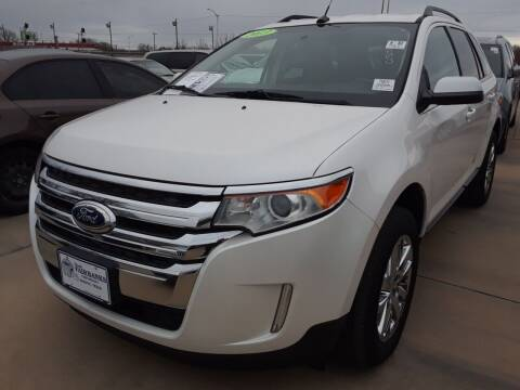2013 Ford Edge for sale at Auto Haus Imports in Grand Prairie TX