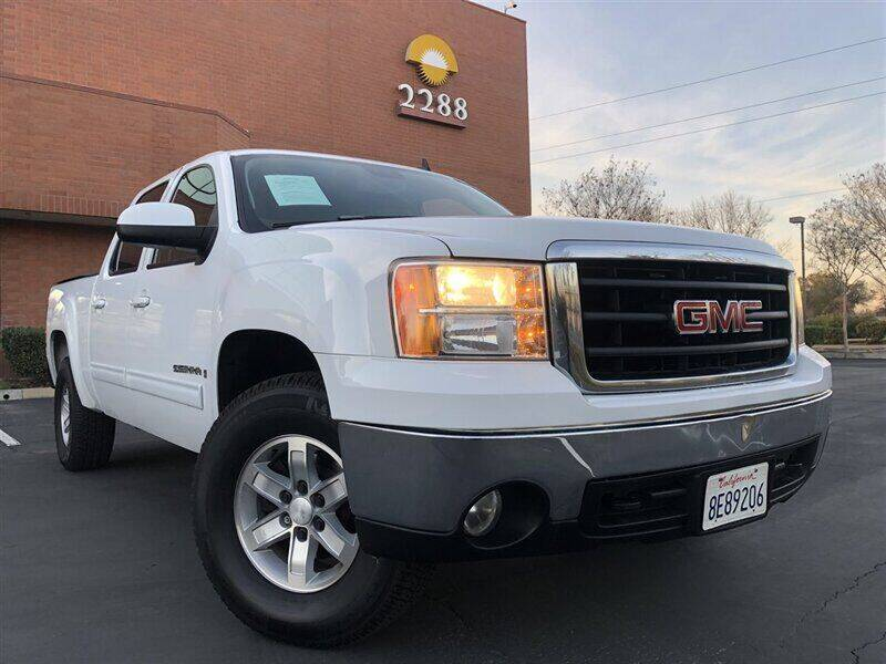 2007 GMC Sierra 1500 for sale at Stunning Auto in Sacramento CA