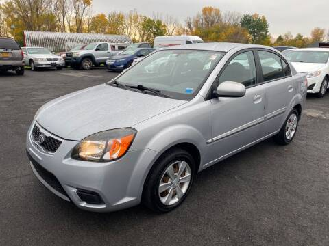 2011 Kia Rio for sale at Paul Hiltbrand Auto Sales LTD in Cicero NY