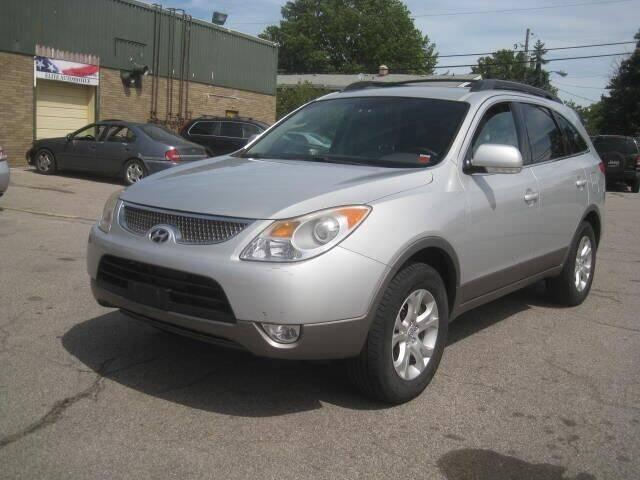 2011 Hyundai Veracruz for sale at ELITE AUTOMOTIVE in Euclid OH