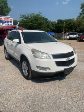 2010 Chevrolet Traverse for sale at Twin Motors in Austin TX