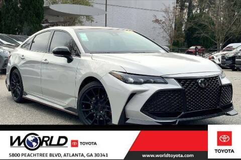2021 Toyota Avalon for sale at CU Carfinders in Norcross GA