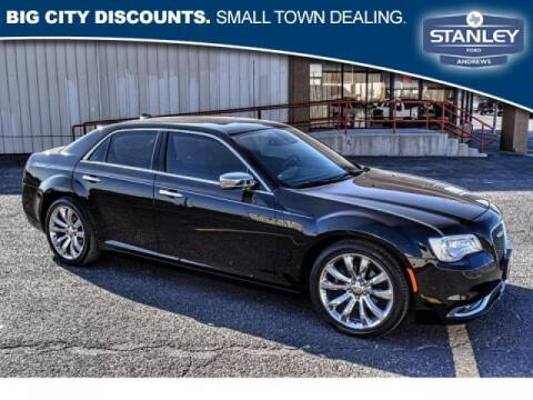 2017 Chrysler 300 for sale at STANLEY FORD ANDREWS in Andrews TX