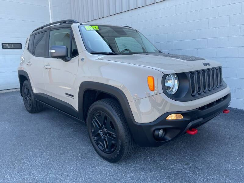2017 Jeep Renegade for sale at Zimmerman's Automotive in Mechanicsburg PA