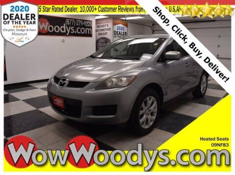 2009 Mazda CX-7 for sale at WOODY'S AUTOMOTIVE GROUP in Chillicothe MO