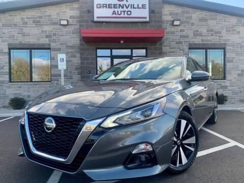 2019 Nissan Altima for sale at GREENVILLE AUTO & RV in Greenville WI